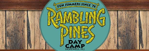 Rambling Pines, the area's premier day camp, boasts extensive indoor and outdoor facilities, mature, experienced staff and a program second to none. We include aquatics, sports, electives, creative and performing arts. Family owned and operated since 1976. Door-to-door transportation and lunch are included in your tuition. Fun, Safe, Awesome! Come to one of our Open Houses or contact us for a camp tour. Let us show you around.