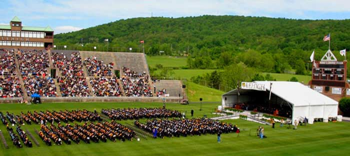Visit Lehigh University in Bethlehem, PA